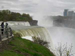 Niagara Falls Inspired What Great American Movement?