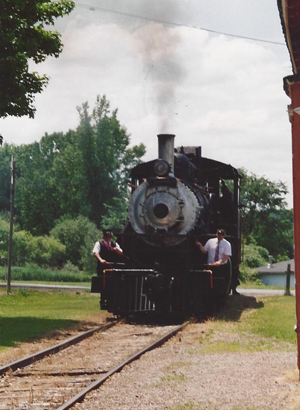 What ever happened to the Tonawanda Valley Railroad?