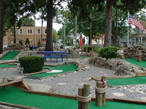 Where Does America's Oldest Miniature Golf Course Reside?
